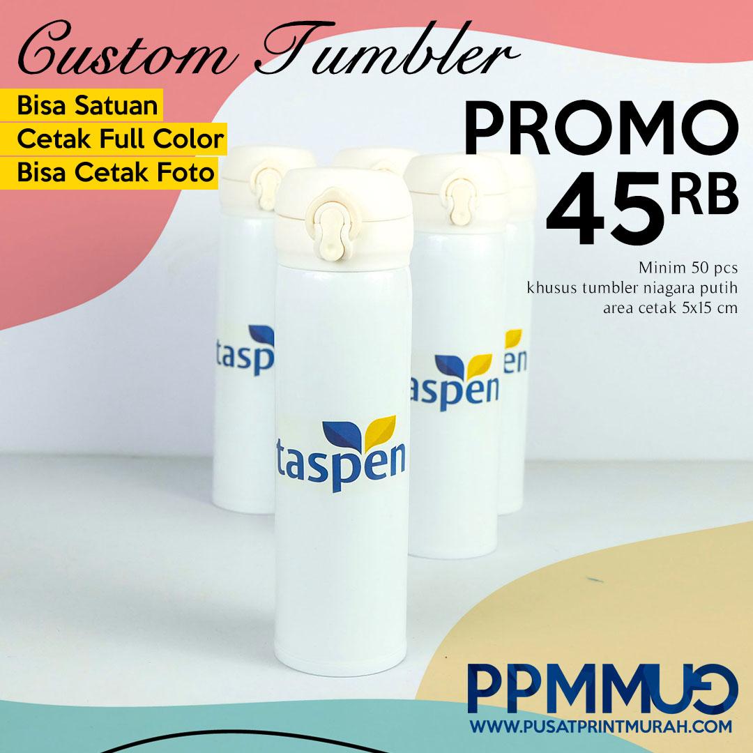 Custom Tumbler Print UV